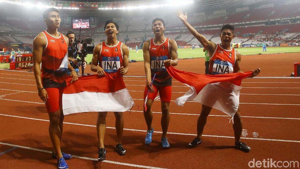 Waktu Pendek dan Regulasi Baru, PASI Kerja Keras ke Olimpiade