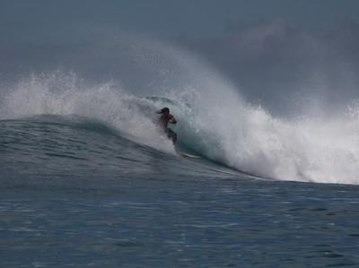45 Turis Wisman Tertahan di Mentawai