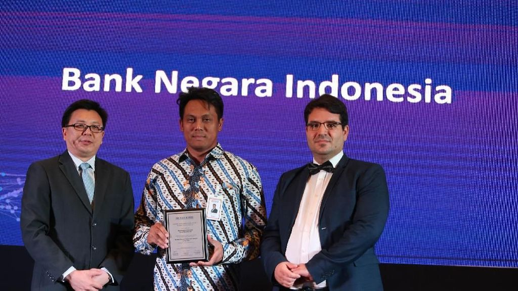 BNI Raih Penghargaan The Asian Banker Excellence