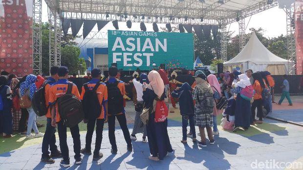 Tarian Melayu semoga Asian Games 2018 Tetap Bergelora di Jakabaring