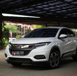 Jalan-jalan dengan Si Ganteng Honda HR-V Keliling Kota