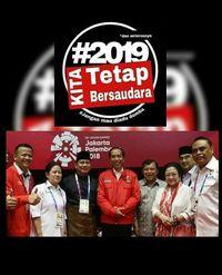 Deklarator #2019GantiPresiden Tanggapi #2019KitaTetapBersaudara