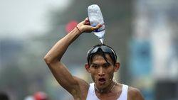 Hendro Yap Raih Emas ke-67 Indonesia di SEA Games