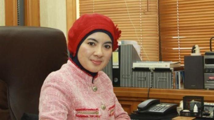 Direktur Utama Pertamina Nicke Widyawati. Foto: Dok. Pertamina, Facebook