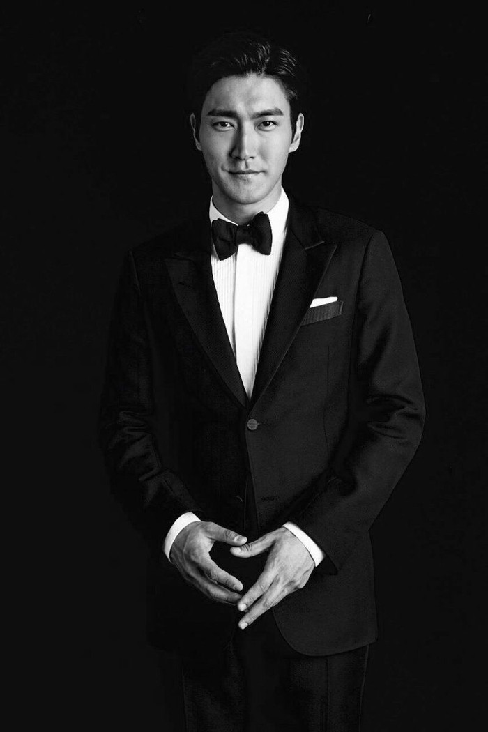 Choi Siwon, member Super Junior.