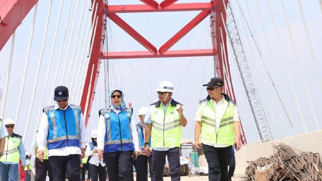 Capai 86%, Tol Semarang-Batang Kelar Awal November 2018