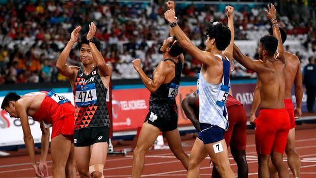 Deretan atlet kekar yang jadi inspirasi untuk hidup sehat, jangan sampai salah jalan ya.
