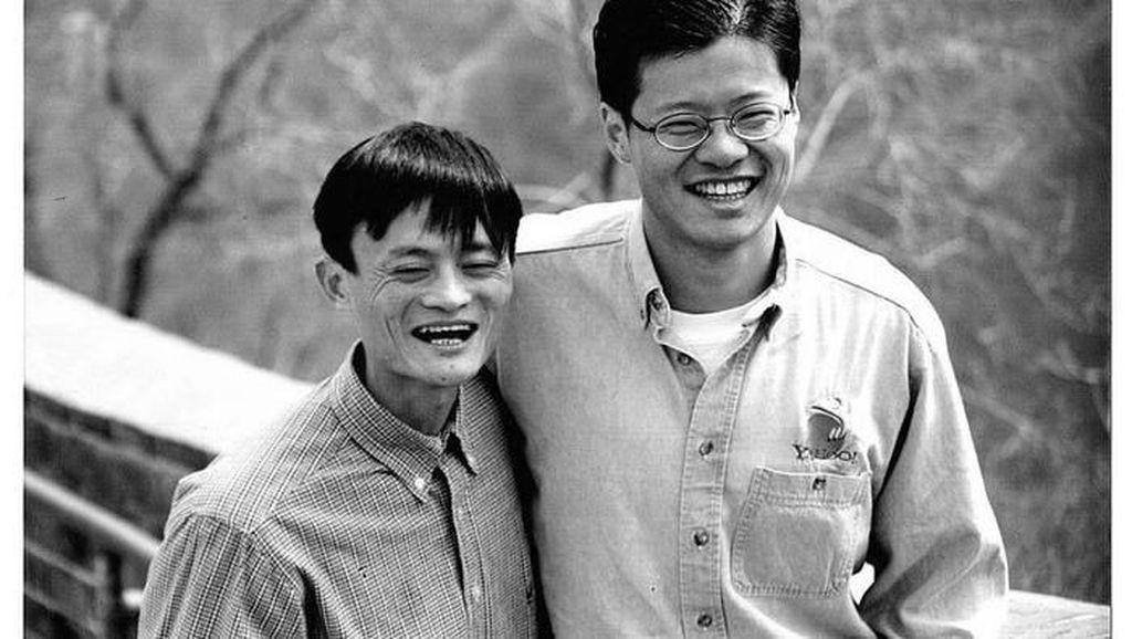 Potret Perjalanan Hidup Jack Ma, Dulu Sengsara Kini Kaya Raya