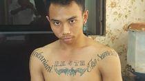 Pemuda Bertato Rasta Ditangkap karena Perkosa ABG di Tangsel