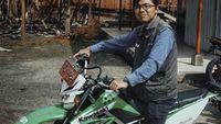 Ini Jenis Motor yang Sering Jadi Ojek di Papua