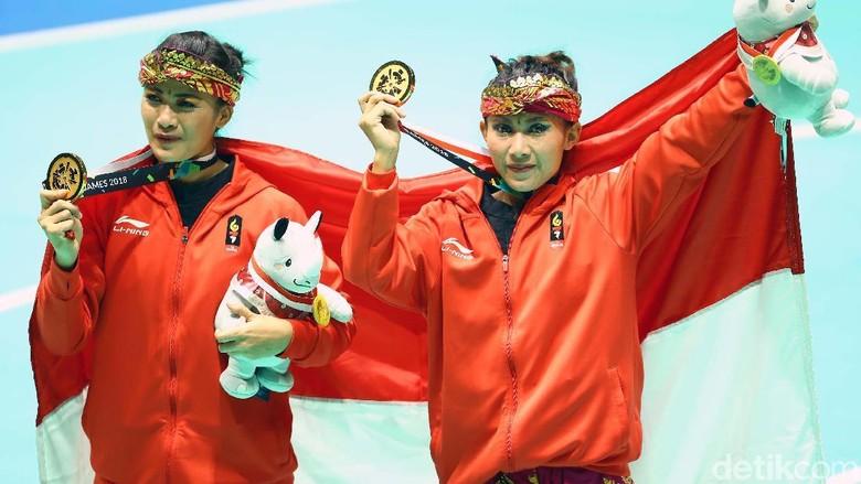 Pemerintah akan Beri Rumah Tipe 36 untuk Peraih Emas Asian Games
