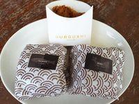 Burgushi: Nyamm! Gurih <i>Creamy</i> Sushi Salmon Mentai dalam Bentuk Burger