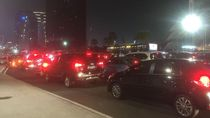 Macet Total! Perjalanan Thamrin-Sudirman Ditempuh 1,5 Jam