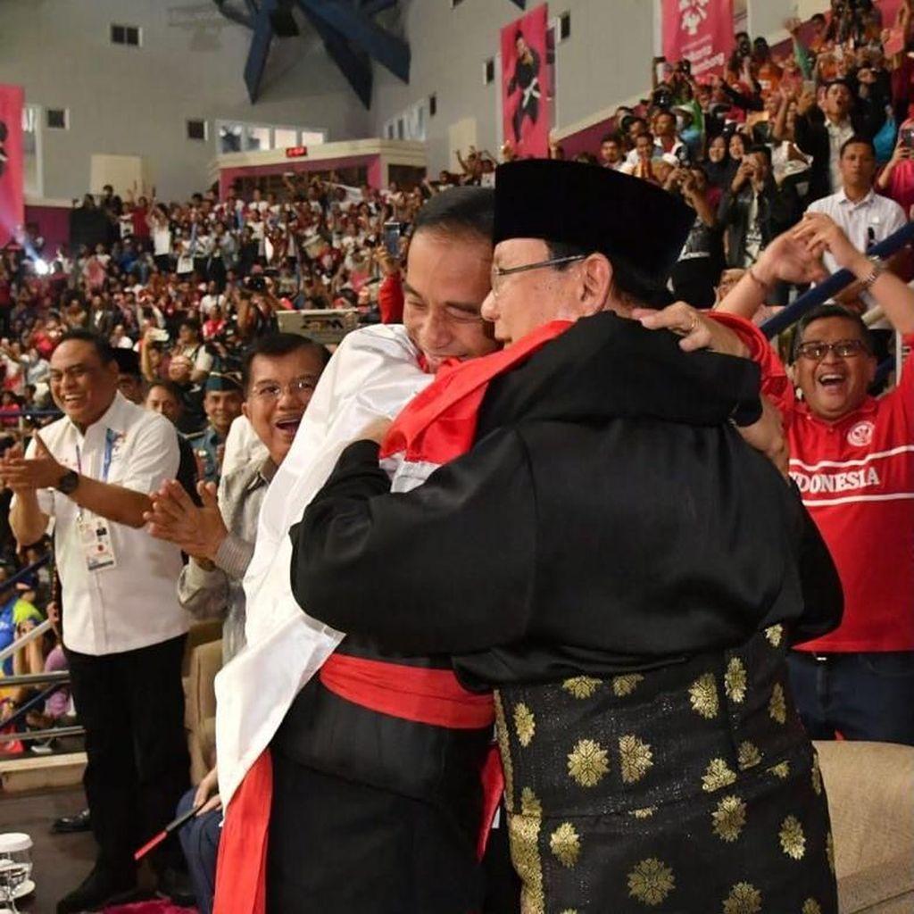 Jokowi dan Prabowo Resmi Capres, Ini Tahapan Pilpres Selanjutnya