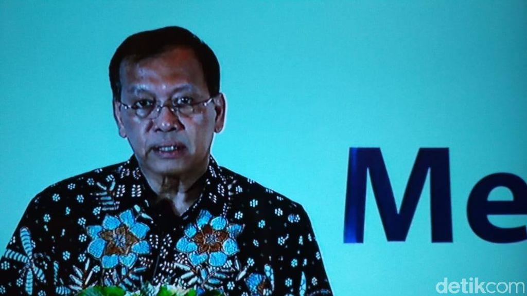 Dirjen Pajak Pamer Penerimaan di Depan Nasabah Bank Mandiri