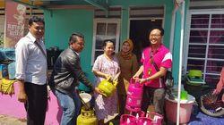 Sidak di Wonosobo, 81 Tabung LPG 3 Kg Ditarik dari Pelaku Industri