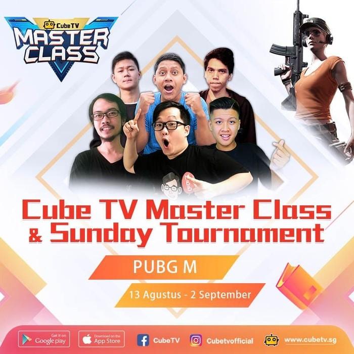 Foto: Cube TV Masterclass