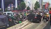 3 Orang Diperiksa Terkait Aksi Perusakan Mobil di Busway Jakbar
