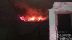 3 Rumah di Tangerang Terbakar