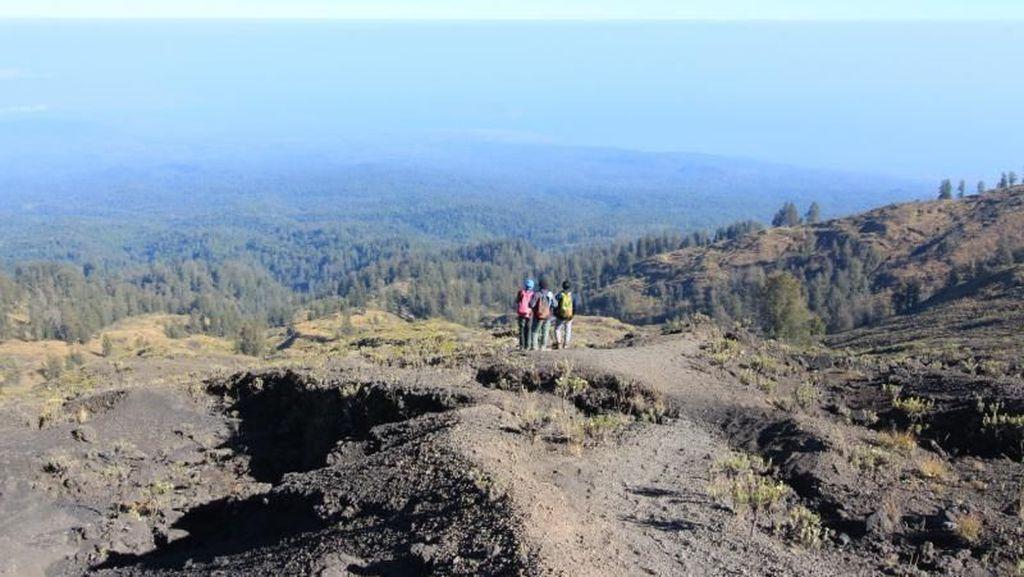 Gandeng Masyarakat, Cara TN Gunung Tambora Menjaga Alam
