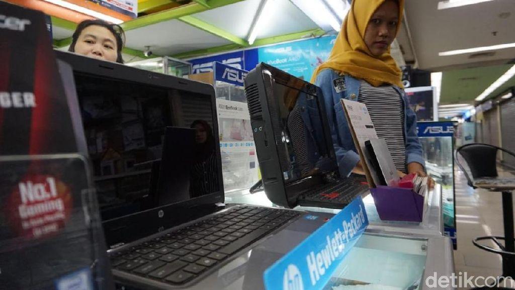 Harga Laptop di Mangga Dua Naik Gara-gara Dolar AS Ngamuk