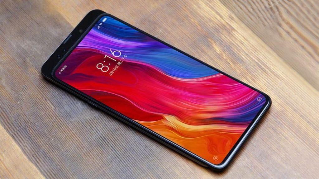Slow Motion Xiaomi Mi Mix 3 bakal Saingi Galaxy Note 9
