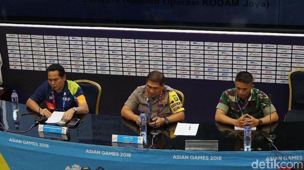 INASGOC Sediakan 75 Ribu Tiket Festival Asian Games untuk Hari Minggu