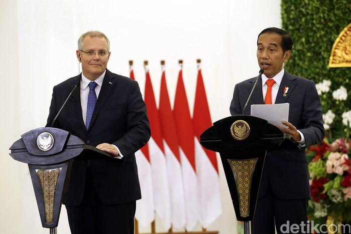 Negosiasi perjanjian kemitraan ekonomi komprehensif Indonesia-Australia (IA-CEPA/Indonesia-Australia Comprehansive Economic Partnership Agreement) telah selesai. Selanjutnya kesepakan tersebut dibuat bahasa hukumnya dan diterjemahkan dalam bahasa Inggris dan Indonesia.