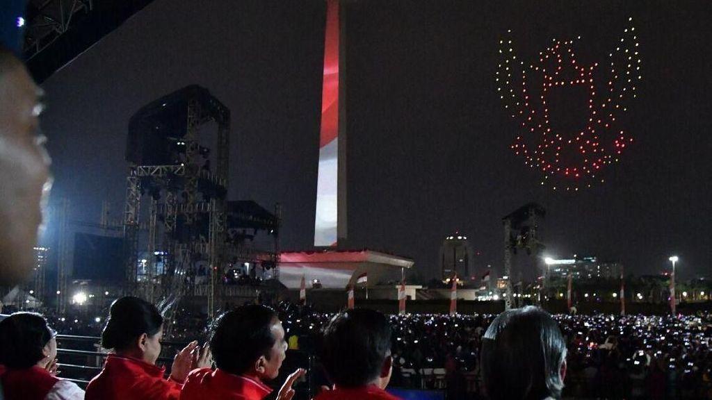 Siap Nobar Closing Asian Games? Kejar Gratisan Camilan di Sini!