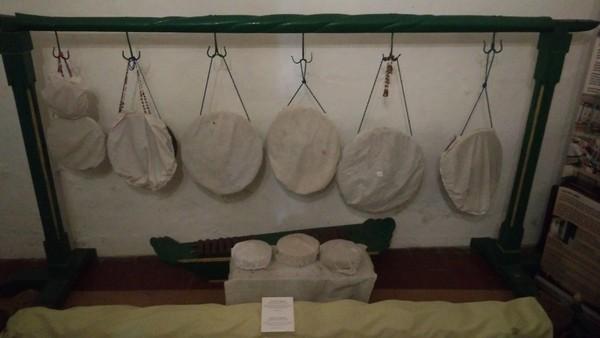 Gamelan ini merupakan warisan dari Kerajaan Padjajaran yang disimpan di museum Keraton Kacirebonan. (Sudirman Wamad/detikTravel)