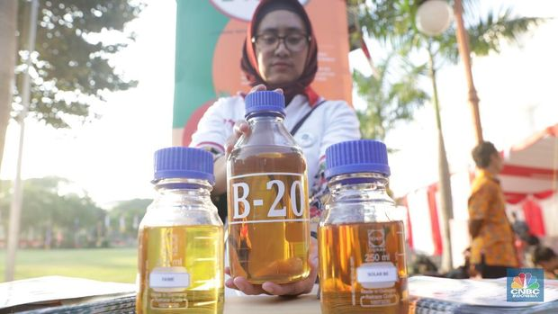 B20 Mandeg, Menhub: Masalah di Koordinasi Pertamina-Pemasok