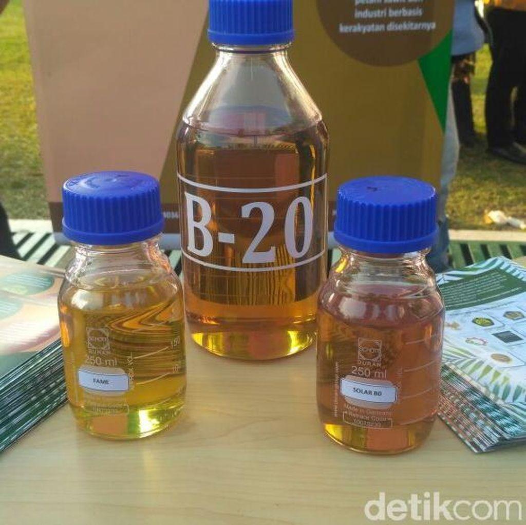 Pemerintah Mau Atur Jangka Waktu Pemesanan Biodiesel 20%