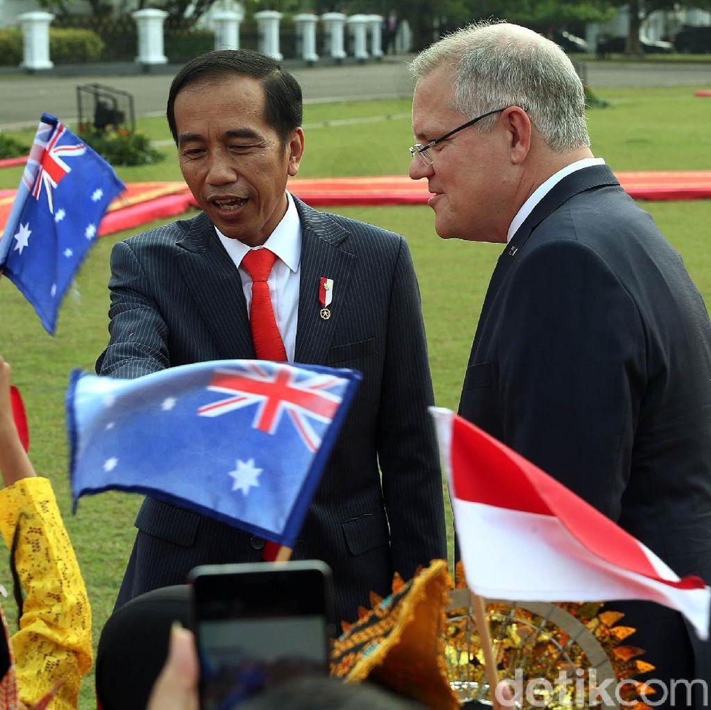 Australia Mau Pindah Kedubes ke Yerusalem, Indonesia Bereaksi