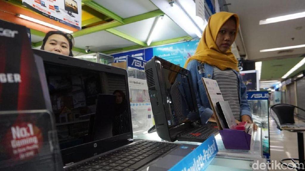 Ini Strategi Penjual Laptop Hadapi Kenaikan Dolar AS