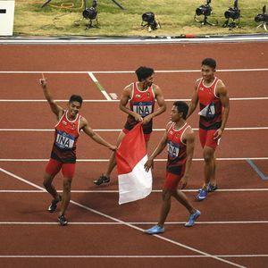 PASI Prioritaskan Peraih Medali Asian Games Menuju Olimpiade