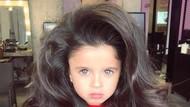 Ini Mia, Gadis 5 Tahun Berambut Tebal dan Indah Bikin Netizen Jatuh Hati