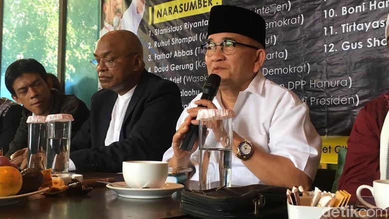 Ruhut Sindir PKS: Ganti Fahri Aja Nggak Mampu Apalagi Presiden