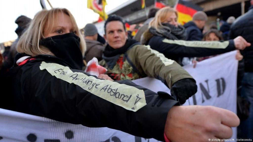 Lebih Banyak Perempuan di Eropa Antusias Dukung Populis Kanan
