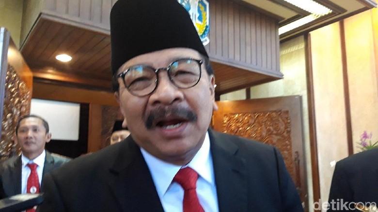 Digoda untuk Pindah ke Partai NasDem, Pakde Karwo: Itu Candaan