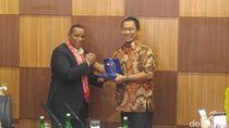 Temui Wali Kota Semarang, Dubes Suriname Belajar Berlalu Lintas