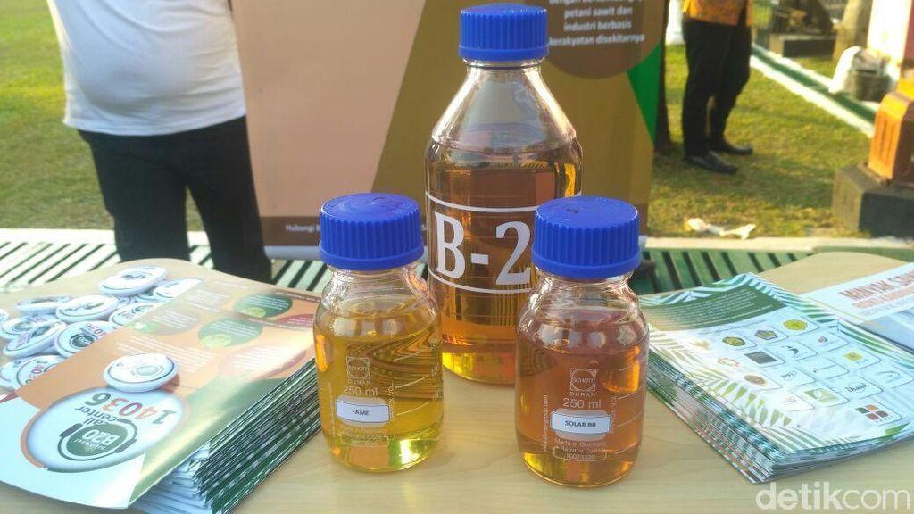Hingga Oktober, Penggunaan B20 di PLN Sudah 47%