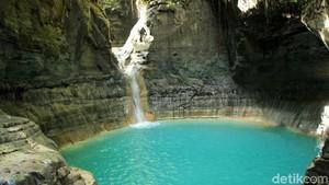 Air Terjun Waimarang, Kolam Renang Alam dari Sumba Timur