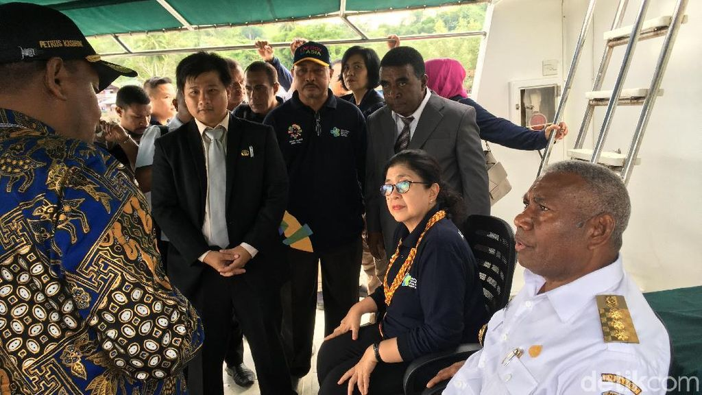 Menkes Sebut RS Apung Ideal untuk Indonesia