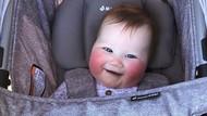 Foto: Bayi Pipi Tomat yang Super Menggemaskan