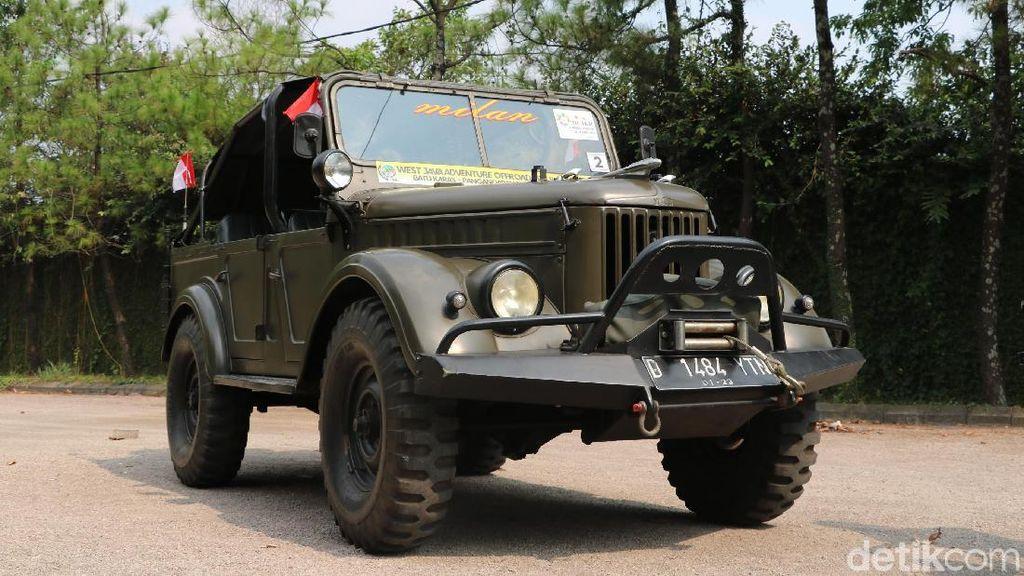 Mobil Warisan yang Pernah Dipakai Pasukan Tjakrabirawa