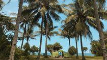 Madasari, Pantai Buat Kemping Seru di Pangandaran