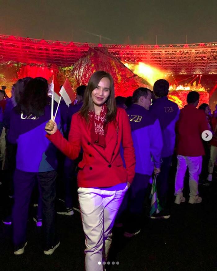 Wewey Wita menyumbangkan emas untuk Indonesia di ajang Asian Games 2018 untuk cabang pencak silat. Sederet medali di antaranya menjadi yang terbaik pada tahun 2012 dan 2015 di kejuaraan pencak silat dunia. Foto: Instagram/w2y_wita