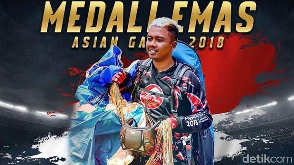 5 Atlet Paralayang Kota Batu Raih Medali di Asian Games akan Diarak