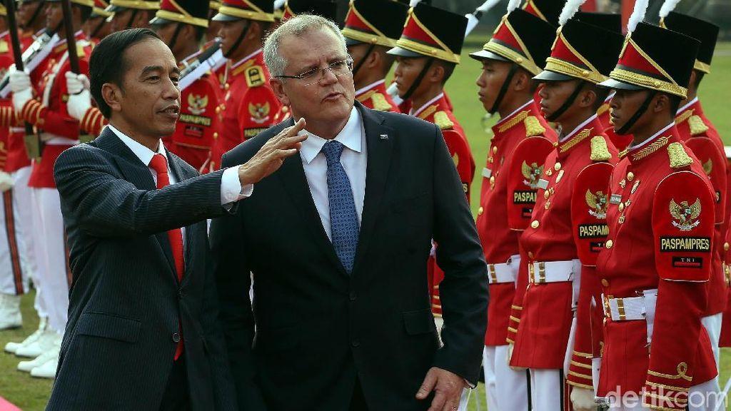 Perjanjian Kerja Sama Ekonomi RI-Australia Diteken November 2018