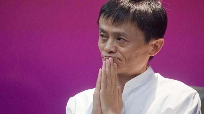 Apa Jack Ma mau jadi guru pengembangan SDM bidang digital di Indonesia? (Foto: Getty Images)